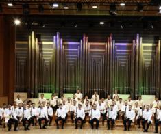 Концерт Государственного духового оркестра РК