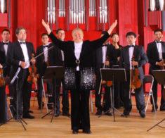 Концерт Государственного камерного оркестра «Академия солистов»
