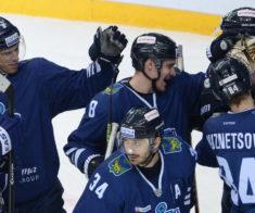 Хоккей: ХК «Барыс» — ХК «Адмирал»