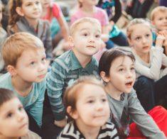 Концерт для детей «Волшебный мир союзмультфильма вместе с арфой»