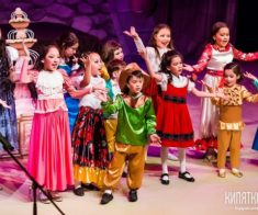 II Международный конкурс-фестиваль «Astana Grand-PRIX»