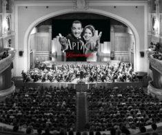 Фильм-концерт «Artist» в сопровождении симфонического оркестра
