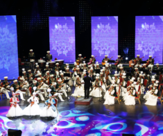 Концерт «Ұлы дала сазы»