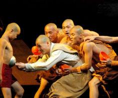 Шоу «Kungfu Revelations — 9 Scrolls»