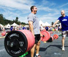 Чемпионат по становой тяге «StrongMan»