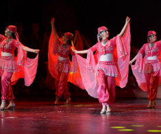 Концерт «Казахстан –Турция: мелодии дружбы-2»