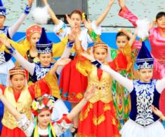 Концерт этнокультурных объединений «Тысяча лиц»