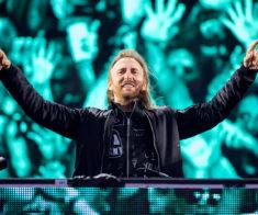 Концерт David Guetta