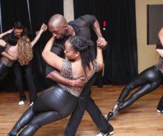 I фестиваль африканской танцевальной культуры Kizzz up