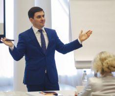 Тренинг Евгения Котова по продажам