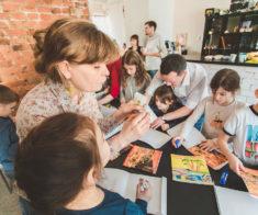Встреча детского читательского клуба