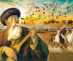 Концерт «Жыр атасы- Қабан жырау»