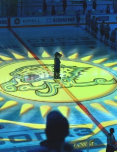 Хоккей: ХК «Барыс» — ХК «СКА»