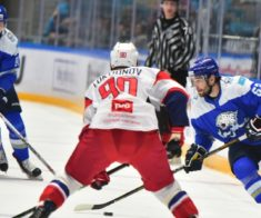 Хоккей: ХК «Барыс» — ХК «Локомотив»