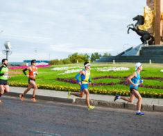 Марафон «Astana42k»