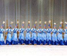 Юбилейный концерт ансамбля «Шалкыма»