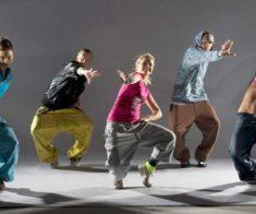 Мастер-класс танцев Evan Moody