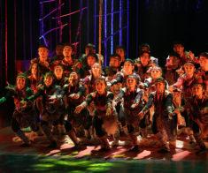 Концерт «Если бы я…» актеры поют»