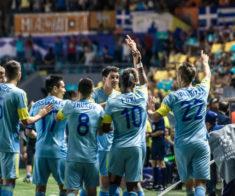 Футбол: FC Astana — FC Maccabi Tel Aviv