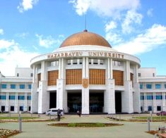Nazarbayev University Open House Day
