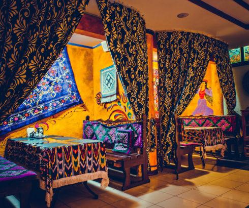 Ресторан «Наша Узбечка»