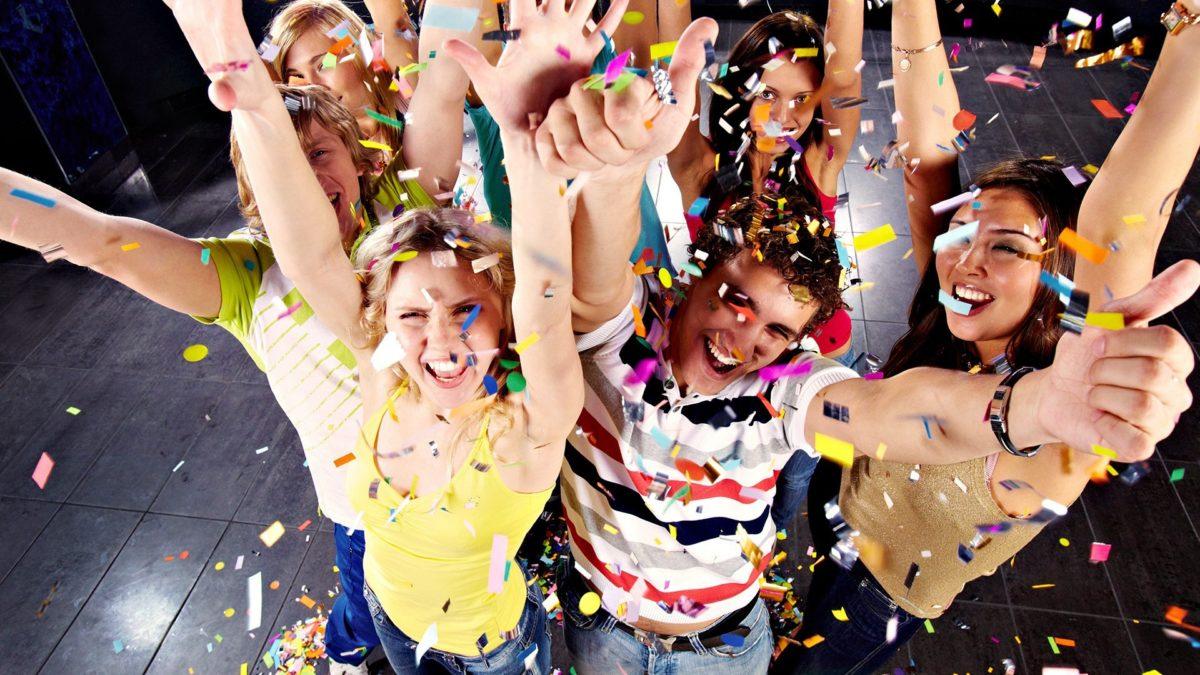 Конкурсы на вечеринку с победителями