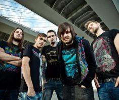 Группа Stigmata в Астане