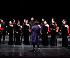Концерт Камерного хора Государственной академической филармонии Астаны