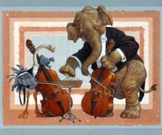 Музыкально-поэтический концерт для детей «Карнавал животных»