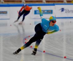 Чемпионат РК по конькобежному спорту