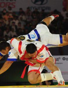 Qazaq Kuresi World Championship 2017