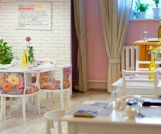Кофейня «Рarfe»