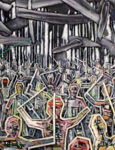Выставка картин из коллекции Ричарда Спунера «В поисках смысла»