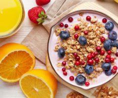 Завтрак на тему: «Хороший родитель»