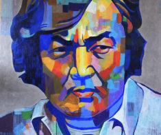 Выставка художника Зульхайнара Кожамкулова «Наше все»