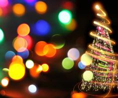 Новогодние ёлки в стране Мимиория
