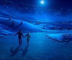 4 Ледовых катка в Астане