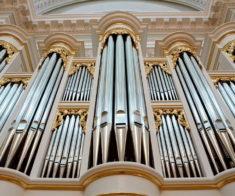 Вечер органной и вокальной музыки
