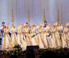 Сольный концерт Коркем Шолошовой «Қыз қиялы»