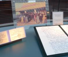 Фондовая выставка «Исторический выбор. Основы государственности»
