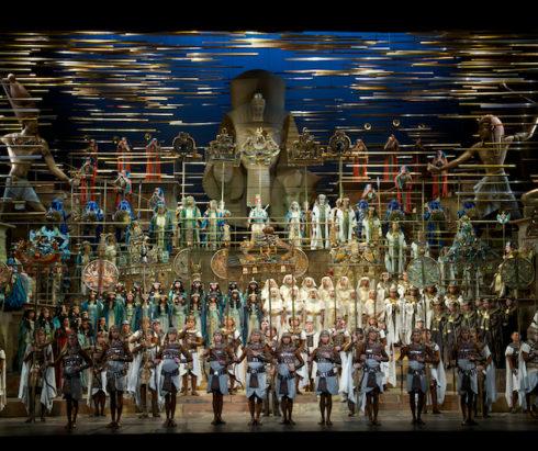 Опера «Аида» (Astana Opera)