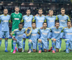 ФК «Астана» — ФК «Спортинг»