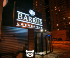 Lounge bar «BARRUS»