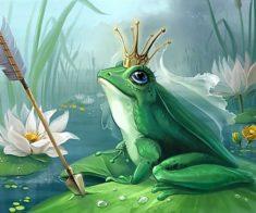 Спектакль «Царевна-лягушка»