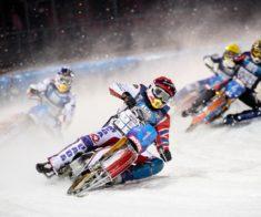 Чемпионат мира по мотогонкам на льду 2018