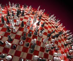 Шахматный турнир в Астане
