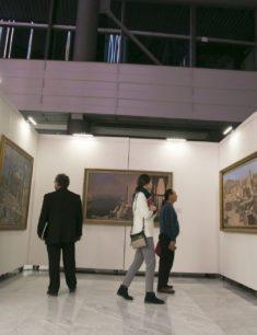 Выставка «Классицизм, реализм, романтизм…Искусство западной Европы ХIX-XX века»