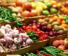Ярмарка продовольственных товаров