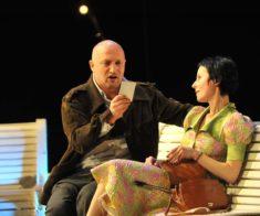 Cпектакль «Скамейка» в Астане