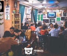 Irish pub Albion